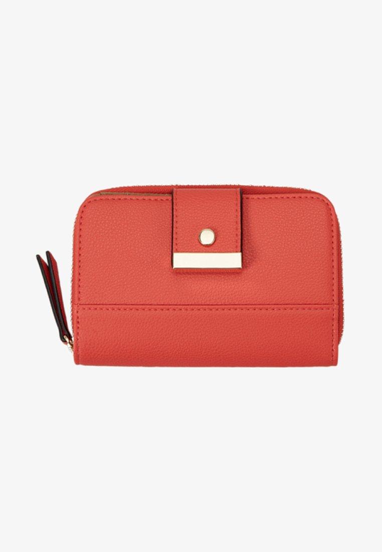 s.Oliver - MIT RIEGEL - Wallet - red