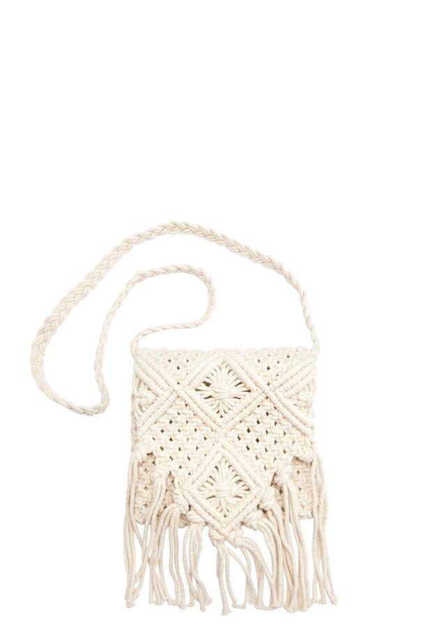 TAS - Handbag - cream