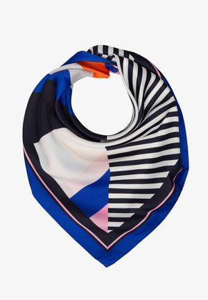Scarf - blue place
