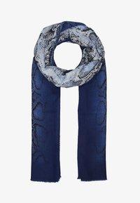 s.Oliver - Sjal - blue place - 1