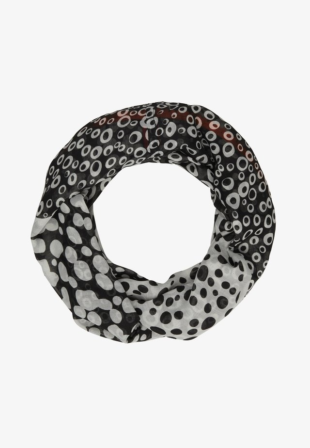 SNOOD - Hals- og hodeplagg - grey/black