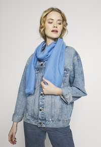 s.Oliver - SCHAL - Scarf - ice blue - 0