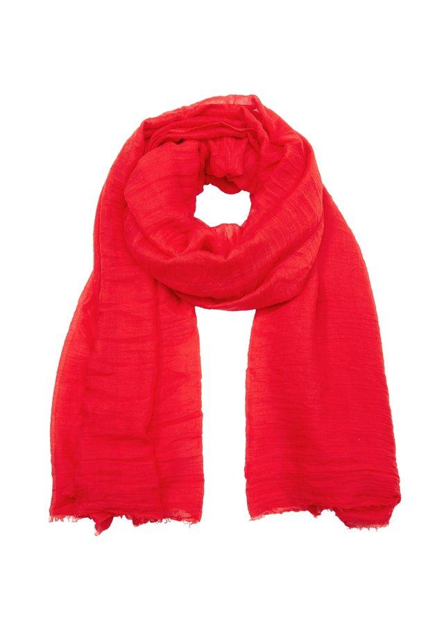 SCHAL - Sjaal - red