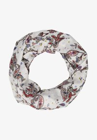 s.Oliver - SNOOD - Snood - white - 1