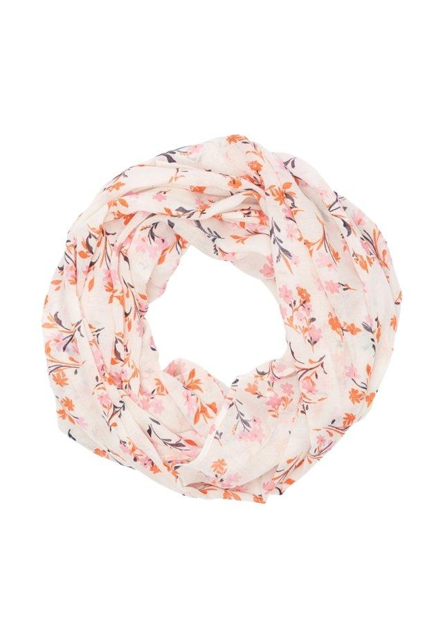 S.OLIVER - Snood - cream floral aop