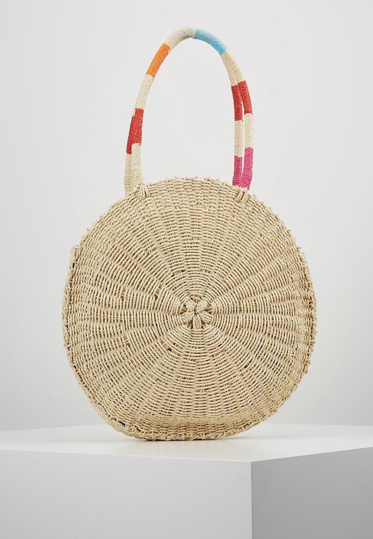 s.Oliver - SHOPPER - Shopping bags - beige