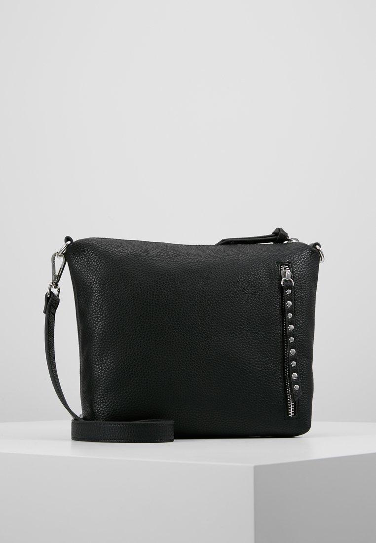 s.Oliver - HOBO BAG - Bandolera - black