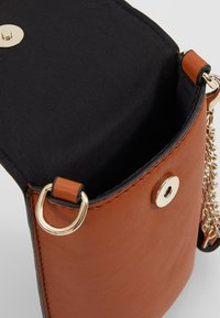 s.Oliver - Across body bag - brown - 4