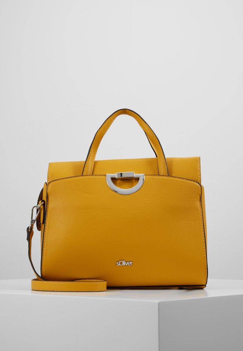 s.Oliver - Handtas - yellow
