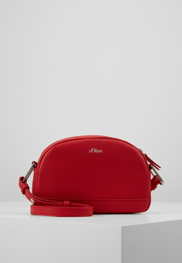 Sac bandoulière - red