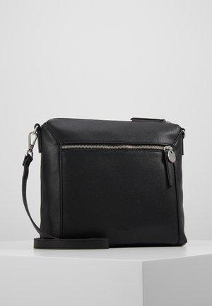 Schoudertas - grey/black