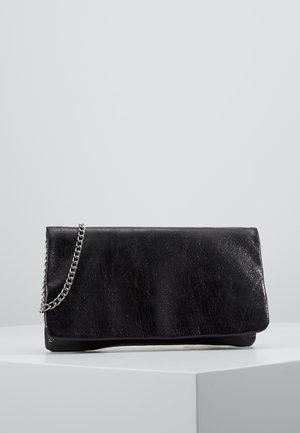Across body bag - grey/black