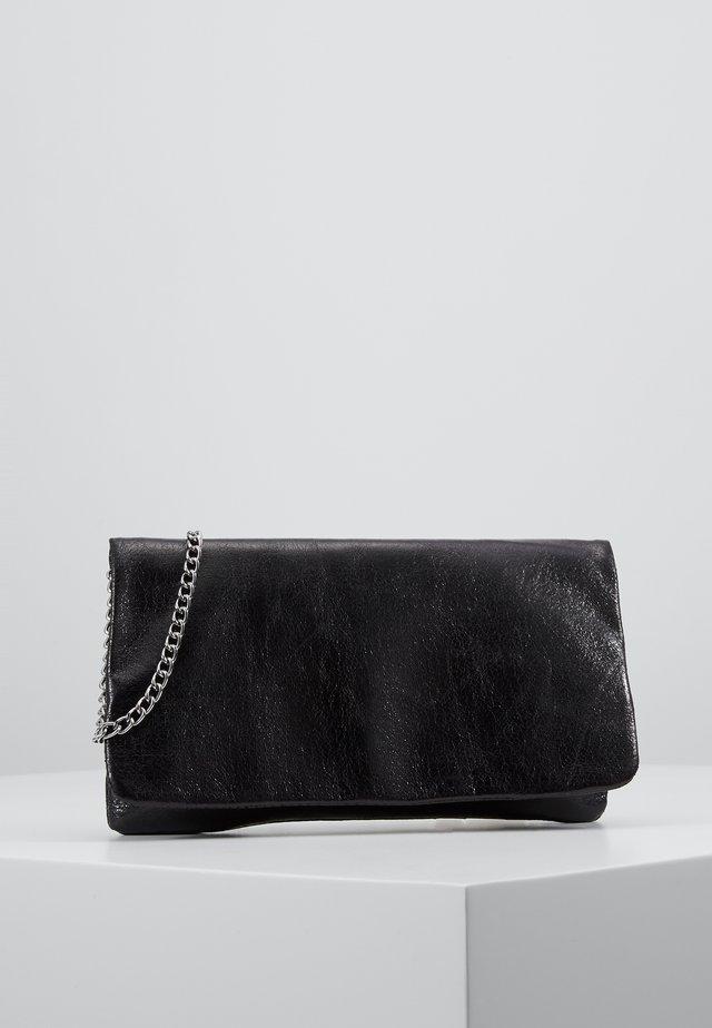 Axelremsväska - grey/black