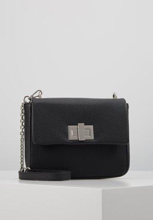 Sac bandoulière - grey/black