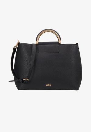 SET - Handbag - grey/black