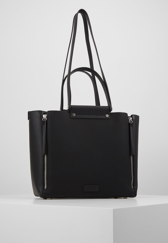Handtasche - grey/black