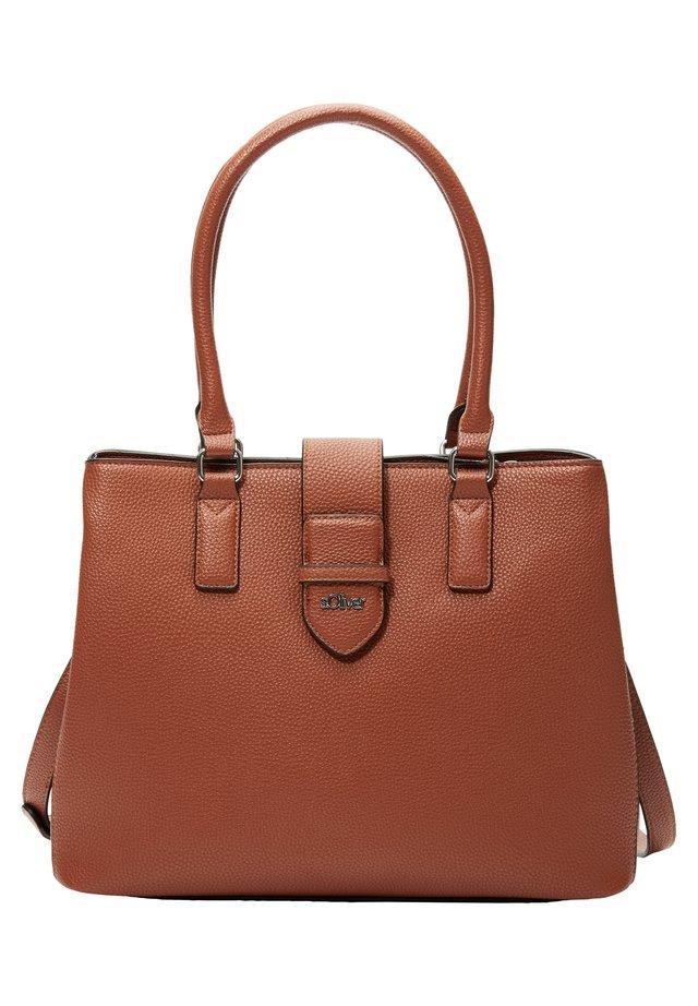 Handtasche - brown