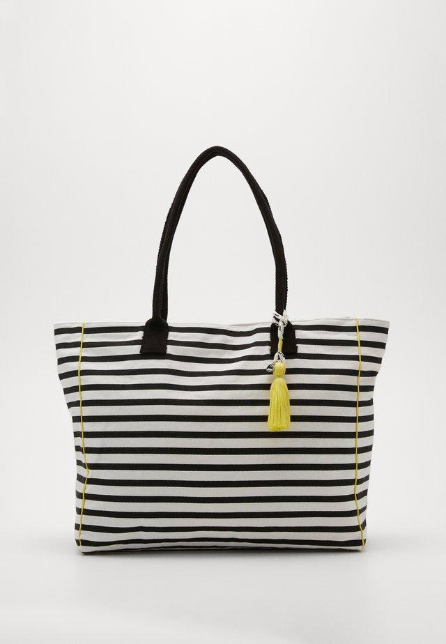 Shopping Bag - grey/black