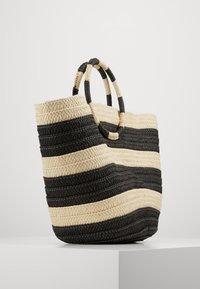 s.Oliver - Shopping Bag - grey/black - 1