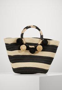 s.Oliver - Shopping Bag - grey/black - 0