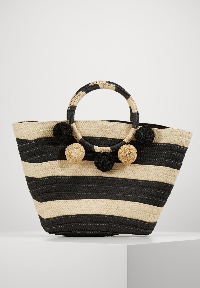 s.Oliver - Shopping Bag - grey/black