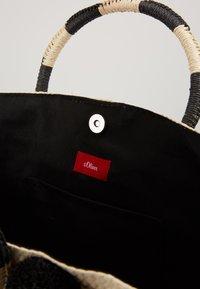s.Oliver - Shopping Bag - grey/black - 2