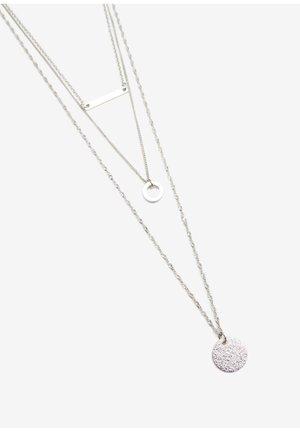 Halskette - silver