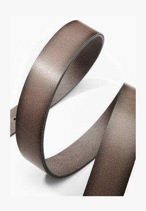 RIEM VAN LEER - Belt - brown