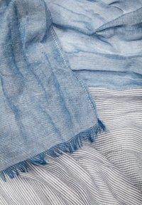 s.Oliver - Scarf - blue - 5