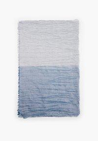 s.Oliver - Scarf - blue - 4