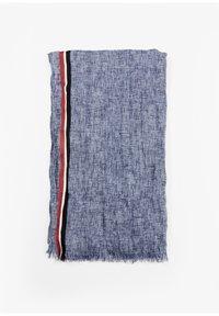 s.Oliver - WEBTUCH MIT STREIFEN-DETAIL - Scarf - blue stripes - 5