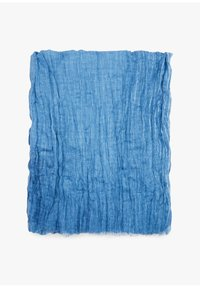 s.Oliver - MIT MUSTERSTRUKTUR - Scarf - mountain blue - 2