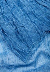 s.Oliver - MIT MUSTERSTRUKTUR - Scarf - mountain blue - 3