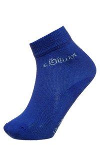 s.Oliver - 9 PACK - Ponožky - blue - 1