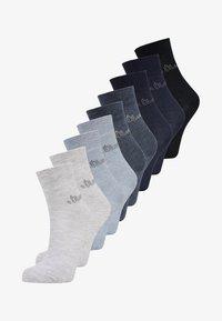 jeans melange/blue
