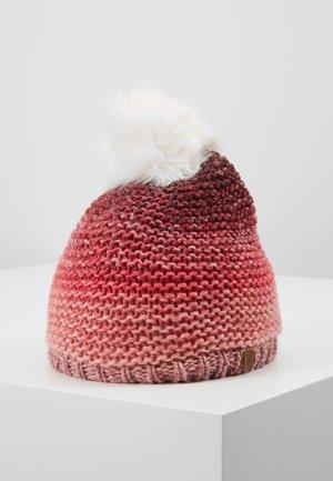 Čepice - dusty pink