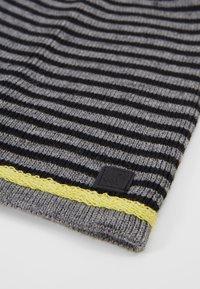 s.Oliver - Huer - dark grey melange stripes - 2