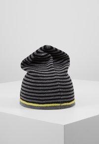 s.Oliver - Huer - dark grey melange stripes - 3