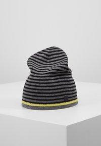 s.Oliver - Huer - dark grey melange stripes - 0