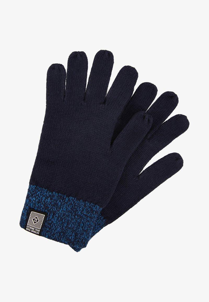 s.Oliver - Gants - dark blue