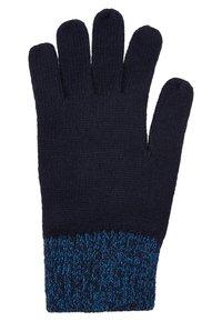 s.Oliver - Gants - dark blue - 2