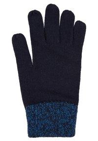 s.Oliver - Gants - dark blue - 1