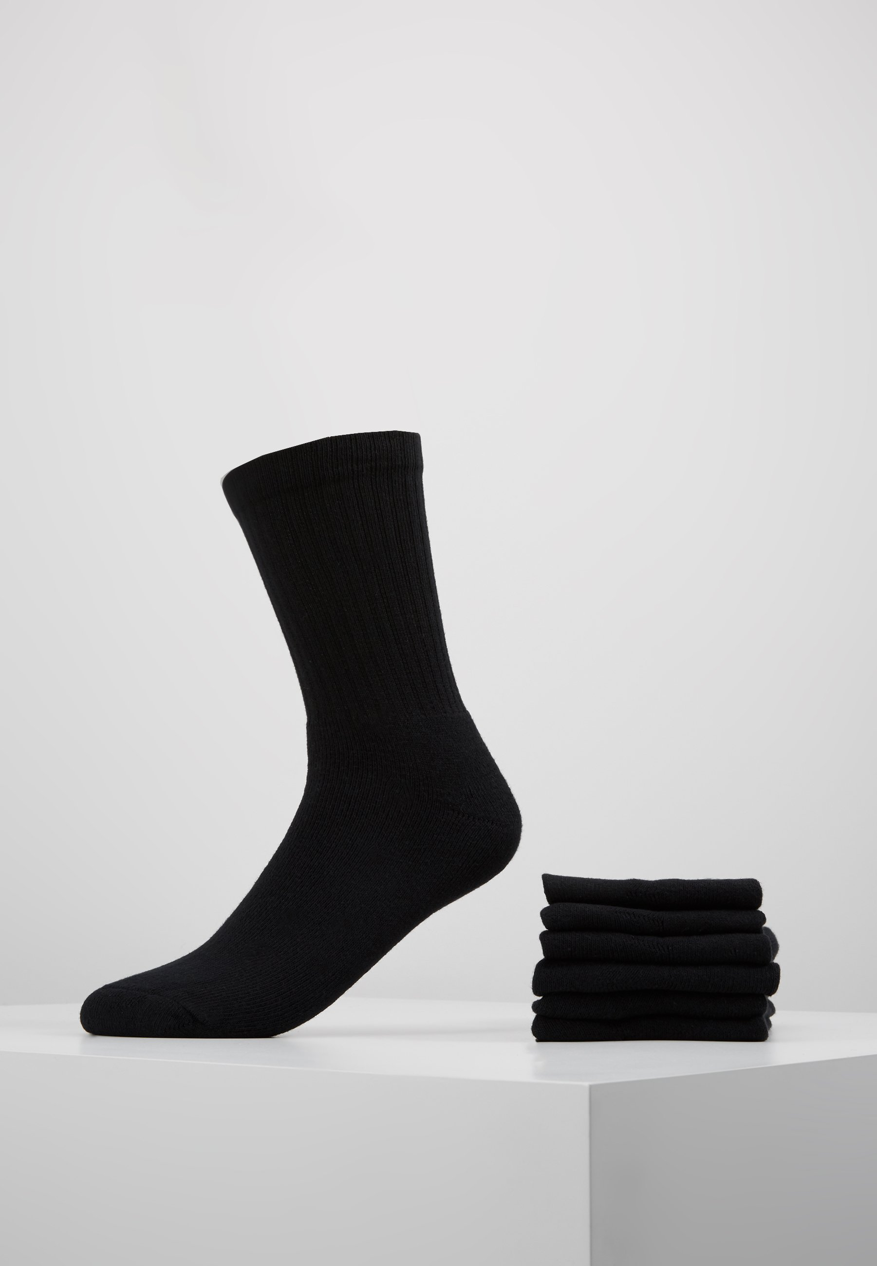 oliver Classic Black Sport 6 S PackChaussettes n8mNwvO0