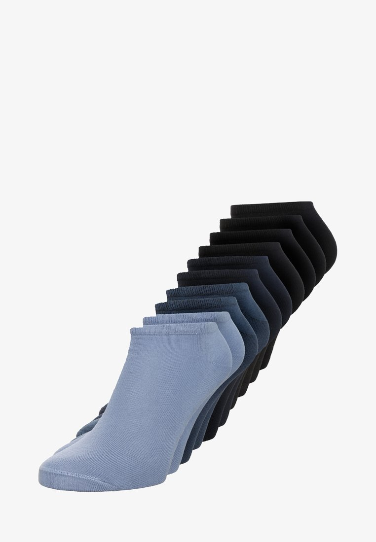 s.Oliver - 10 PACK - Socks - navy/dark blue/jeans/stone