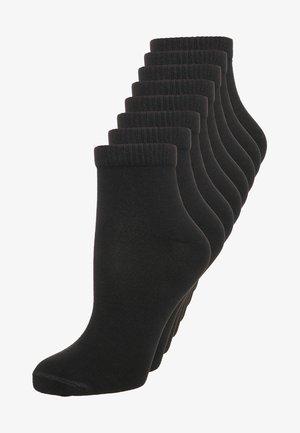 8 PACK - Skarpety - black