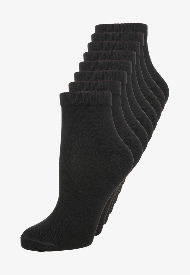8 PACK - Sukat - black