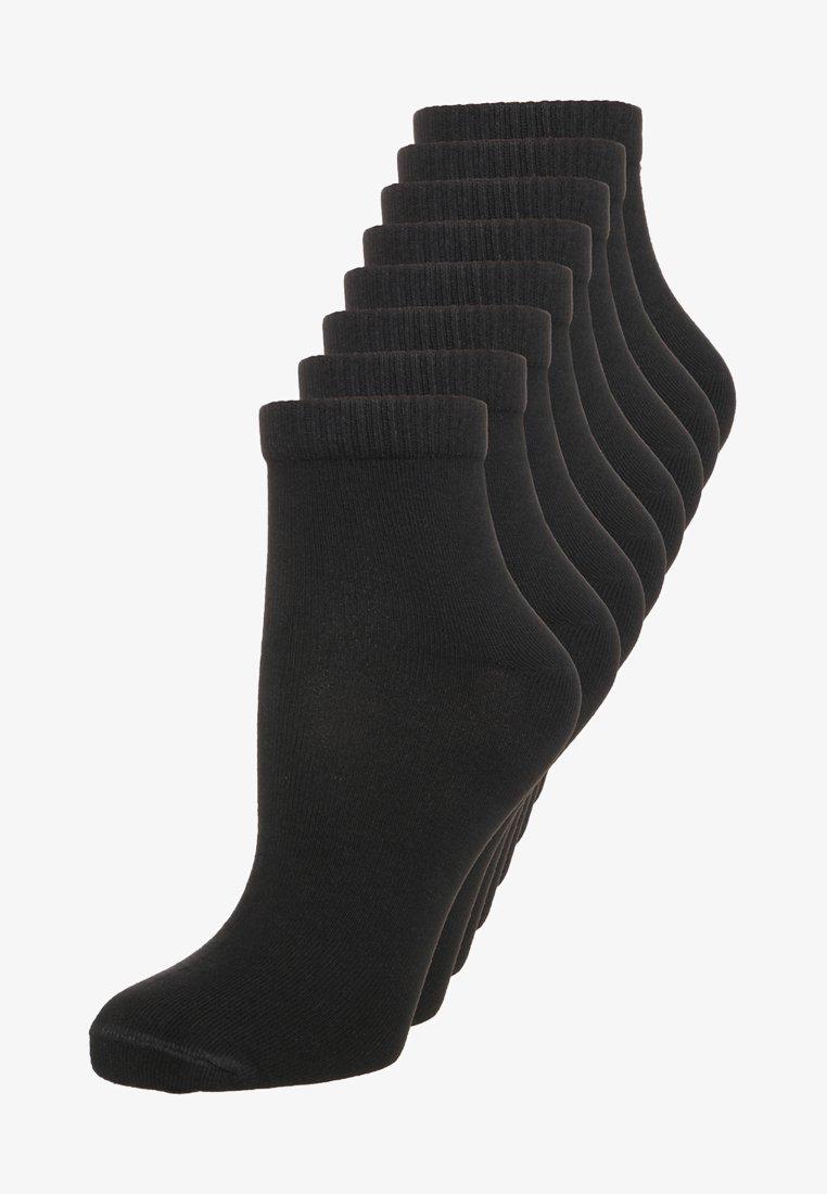 s.Oliver - 8 PACK - Socks - black