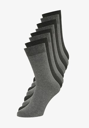 8 PACK - Socks - dark grey
