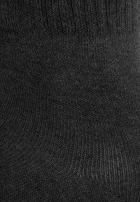 s.Oliver - 6 PACK - Socks - anthracite/grey - 5