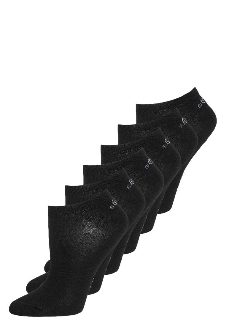 s.Oliver - 6 PACK - Socken - black